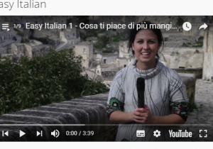 Easy Languages Italian screenshot