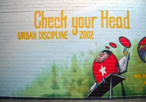 Check Your Head - Urban Discipline
